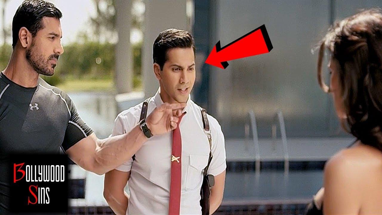 Pww Plenty Wrong With Dishoom 128 Mistakes Full Movie Hindi Varun Dhawan Bollywood Sins 25