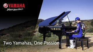 Jeremy Seewer: Two Yamahas, One Passion