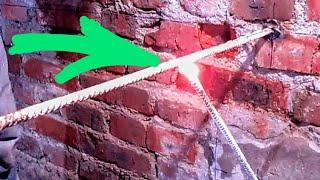 Полка в погребе. Простой и надежный способ крепления полки к стене от doRABOTKA