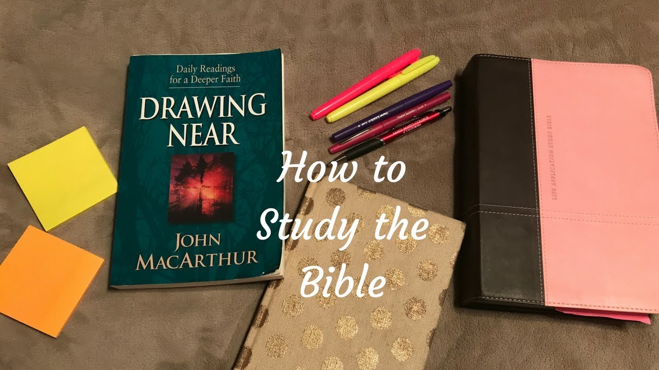 Repeat Bible Study: Review and Note Taking by Kayla Parker