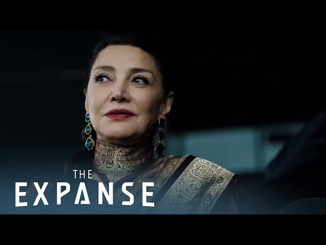 The Expanse trailer stream
