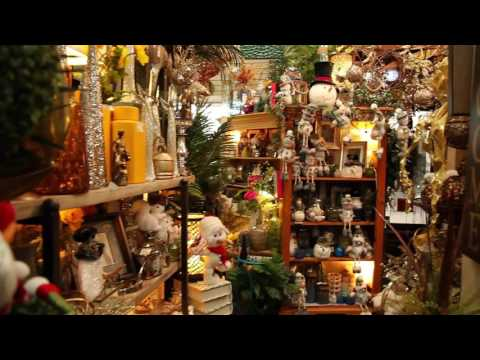 Christmas at Evergreen Home Decor Store in Osage Beach, MO