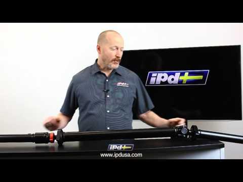 IPD Volvo - Driveshaft Care