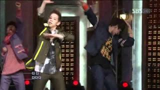 Co-Ed School - Bbiribbom Bberibbom @ SBS Inkigayo 인기가요 101031