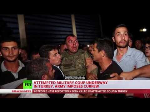 Attempted Turkish Coup