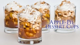 Apple Pie Dessert Cups