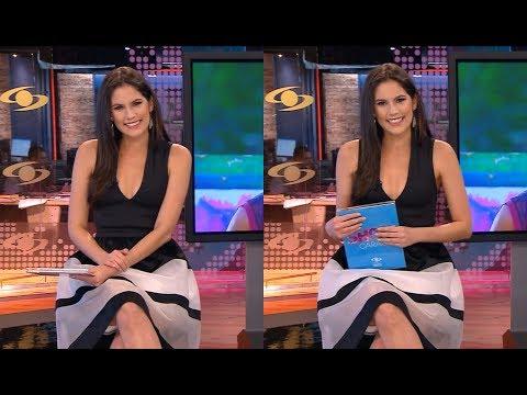Linda Palma, escotazo y belleza, 17/7/2017 thumbnail