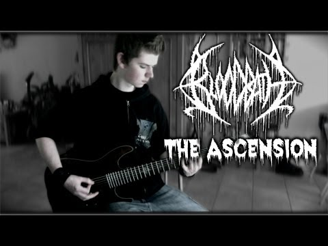 Bloodbath - The Ascension Guitar Cover By Siets96 (HD)