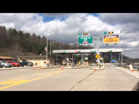 Eyewitness account of Pa. Turnpike robbery shootings
