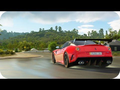 EL FERRARI 599 GTO!! MARAVILLOSO! FH3