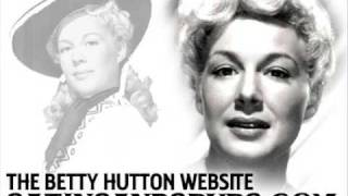 Betty Hutton - It's A Man (1951)