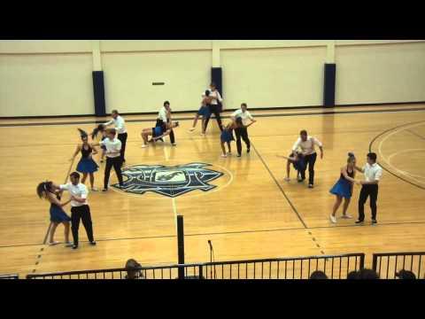 University of Dallas - Swing Team Performance Fall 2015