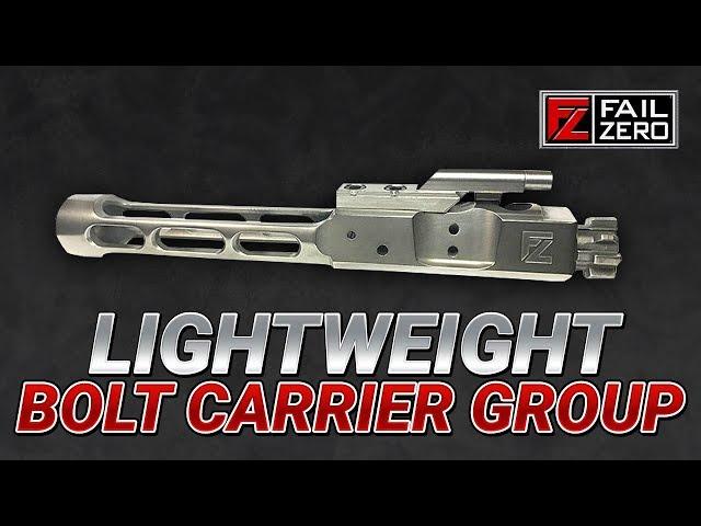 Fail Zero Lightweight Bolt Carrier Group