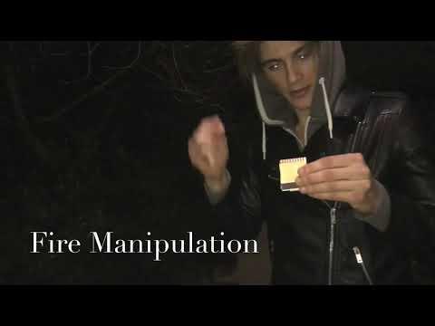 Steven-fire manipulation