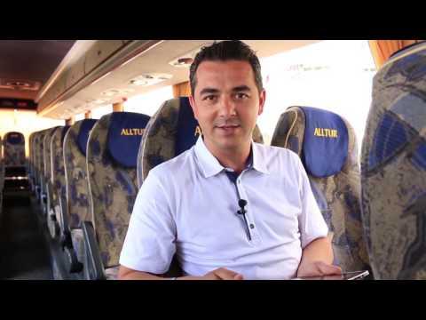 Prezentare transport Bulgaria Alltur 2016