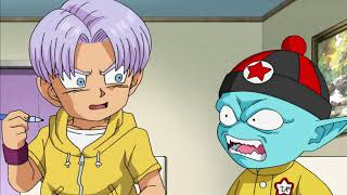 Dragon Ball Super: Pilaf Corrects Trunks' Math thumbnail