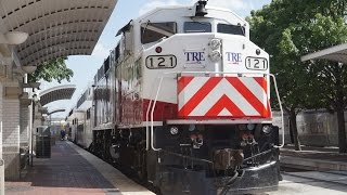 Dallas-Ft. Worth Trinity Railway Express