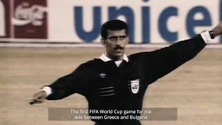علي بوجسيم: أول حكم كرة قدم إماراتي عالمي