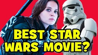 ROGUE ONE Movie Review – Best STAR WARS Movie? (Spoiler Free)