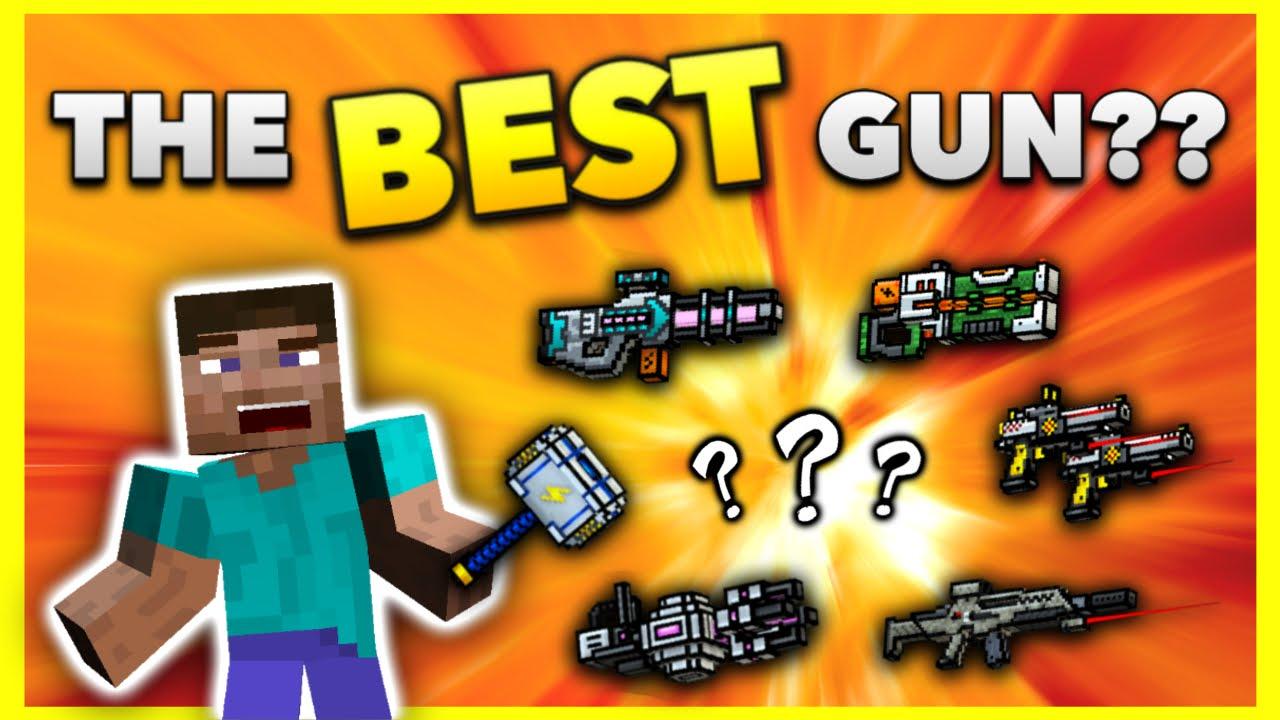 pixel gun 3d games