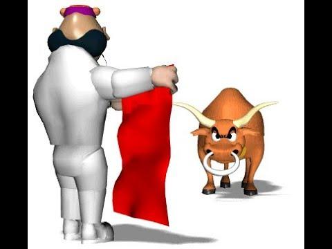 Картинки быка анимация