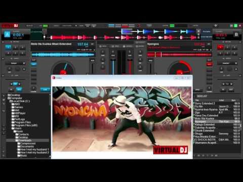 VIRTUAL DJ 8 MIX - URBAN KENYAN PARTY ANTHEMS