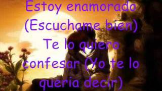 WISIN Y YANDEL - ESTOY ENAMORADO [LETRAS / LYRIC] (Version Original)
