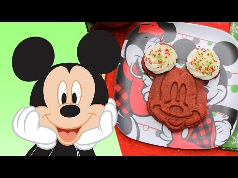 Holiday Mickey Waffles 4 Ways | Dishes by Disney with Disney Family