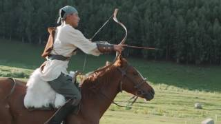 Official promo video of the World Nomad Games 2016