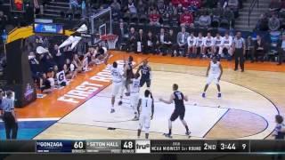 Seton Hall vs. Gonzaga: Domantas Sabonis jumper