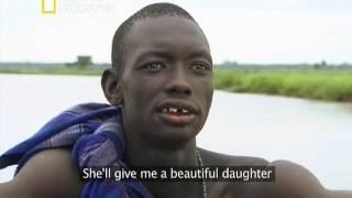 Жизнь без цивилизации. Племена Африки - Динка