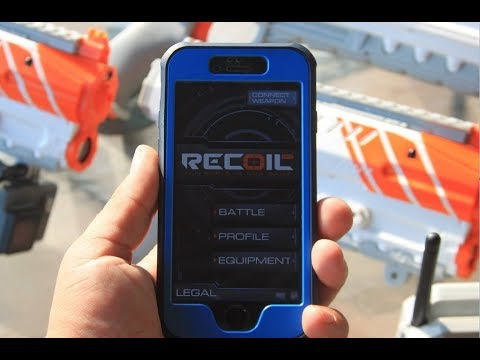 RECOIL Laser Tag: In-Depth Review