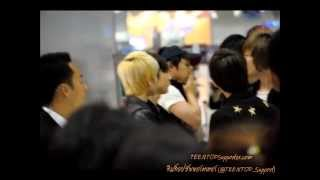 [TTSP Fancam] 110428 TEEN TOP at Suvarnabhumi Airport [1st time in Thailand] thumbnail