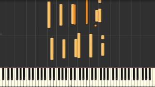 Stella By Starlight – Jazz Piano Solo tutorial