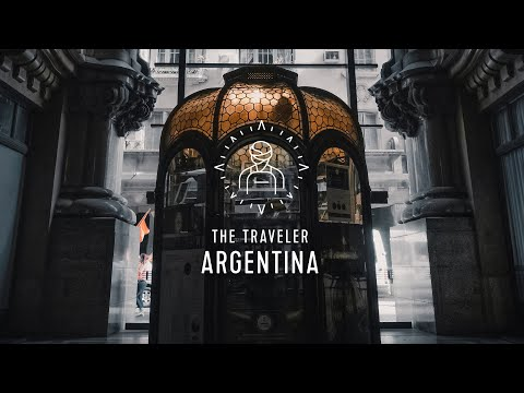 The Traveler - Argentina - Episode 2 -  Buenos Aires - San T