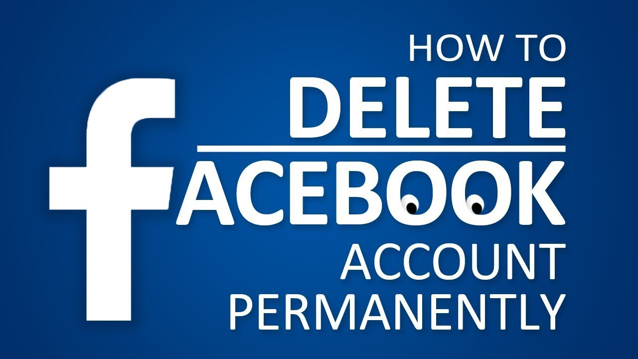 How To Delete Facebook Account Permanently Without Waiting For 10 Days