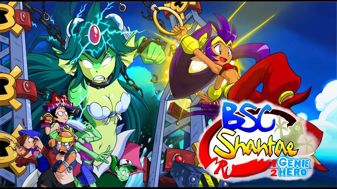 Shantae Half Genie Hero Part 1 Well That Was Fast