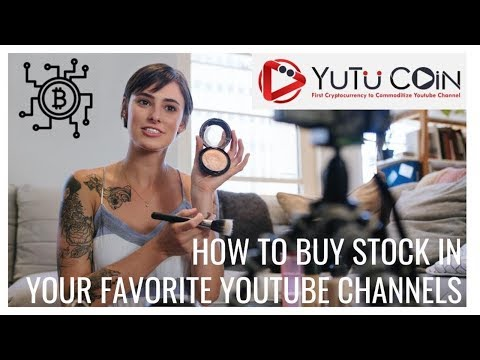 First Crypto Coin For YouTubers? | YuTuCoin $500 GIVEAWAY (ICO September 2018)