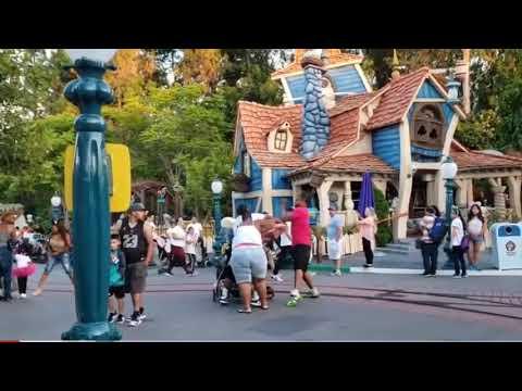 Aimee - Disneyland Brawl in ToonTown