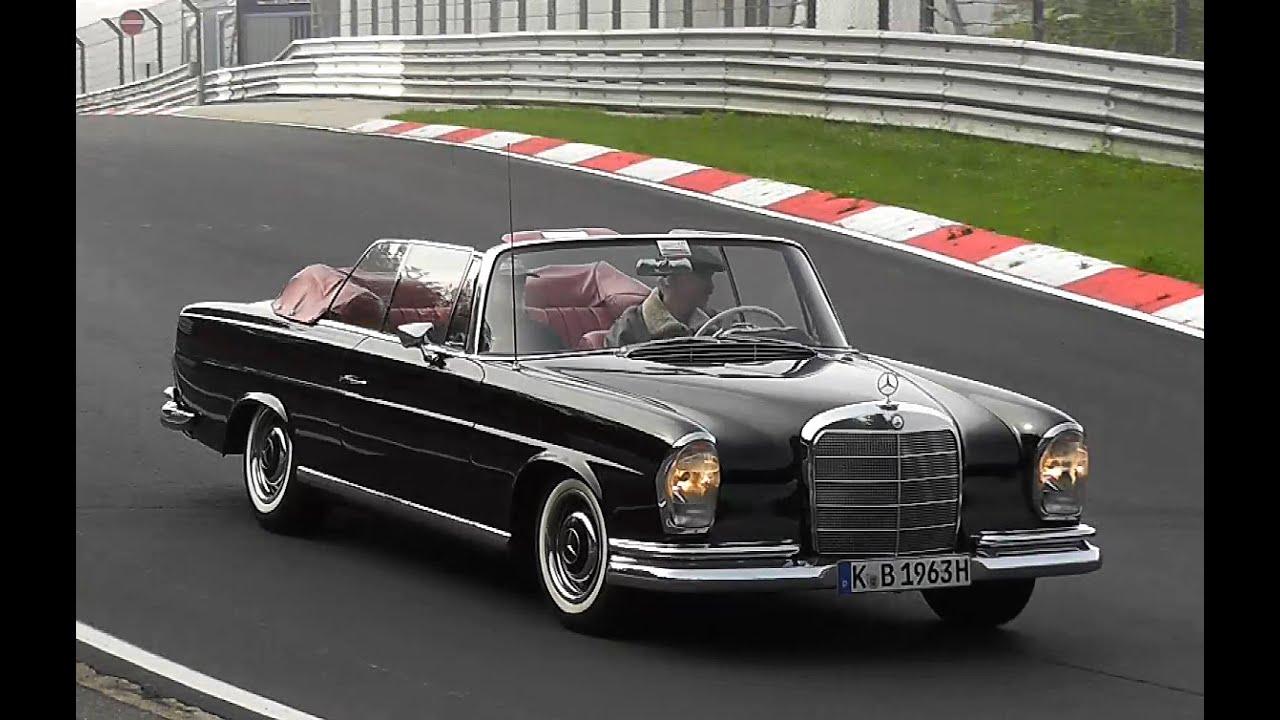 Classic Cars Touristenfahrten Nordschleife Pur Youtube