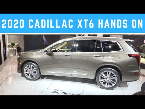 2020 Cadillac XT6 Hands On & Walkaround