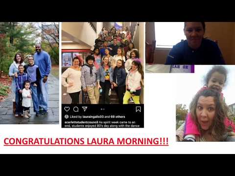 Scarlett Middle School's Laura Morning named A2Y's 2020 LaFontaine Distinguished Teacher of the Year