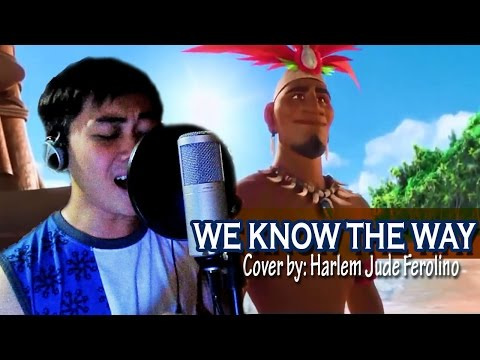 We Know the Way - Disney's MOANA [Cover]
