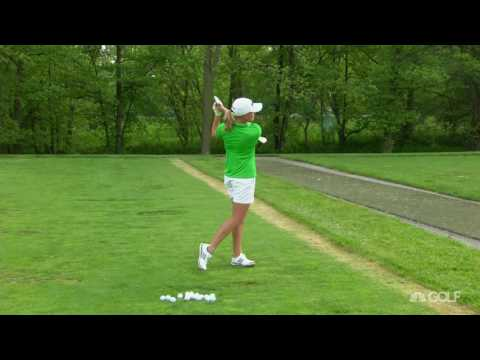 Swing tips from Stacy Lewis