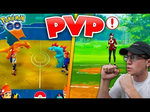 PVP CONFIRMED IN POKÉMON GO! The Trainer Battles Update is FINALLY Happening! thumbnail