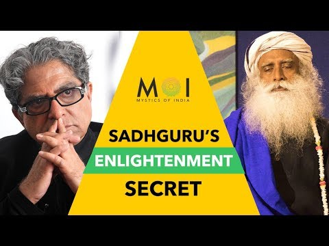 Sadhguru Reveals What Has Been His Sadhana For Enlightenment With Deepak Chopra | MOI