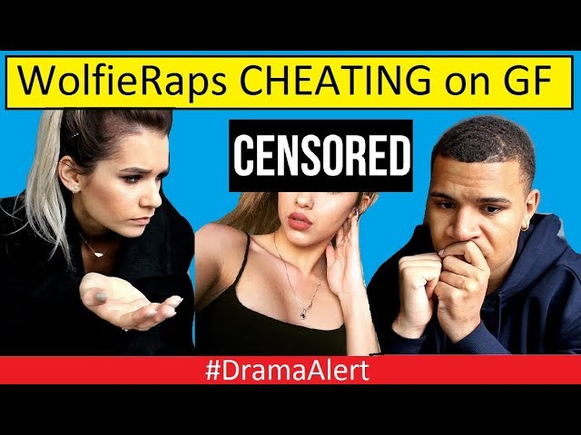 Wolfieraps Outed By High Schooler Hes Allegedly Cheating With