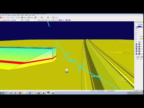 Earthworks software demonstration doovi for Pond design in civil 3d