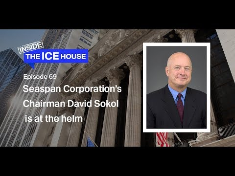 Episode 69: Seaspan Corporation's Chairman David Sokol is at the helm