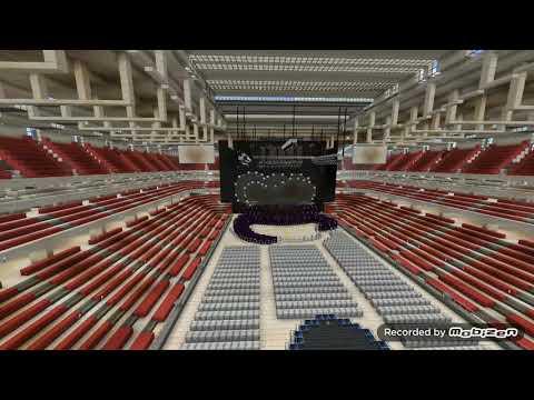 Ariana Grande Sweetener World Tour.fanmade..Minecraft